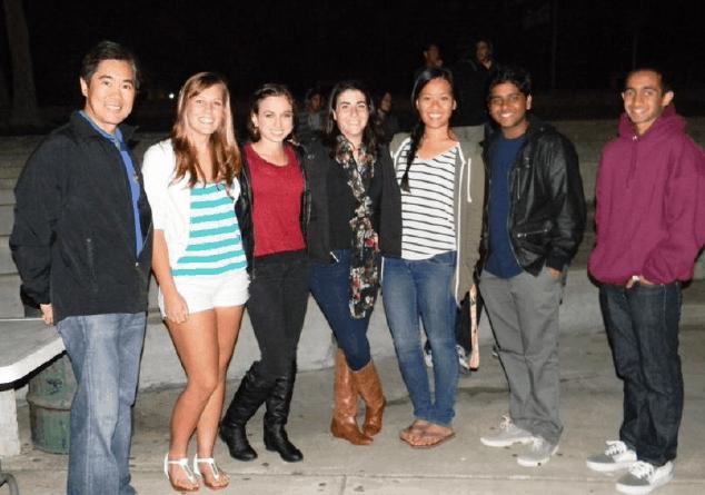 Canyon High School Interact Club
